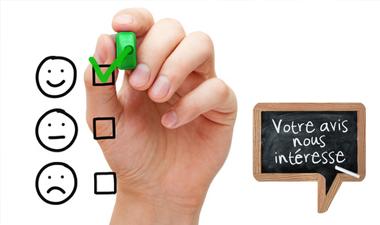 Résultats du questionnaire de satisfaction 2015/2016